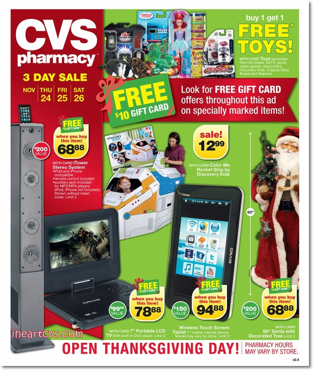 I Heart Cvs Ads Black Friday 11 24 11 26 Minimum $65 total required after all coupons are deducted, before extrabucks are applied to order. i heart cvs ads black friday 11 24 11 26