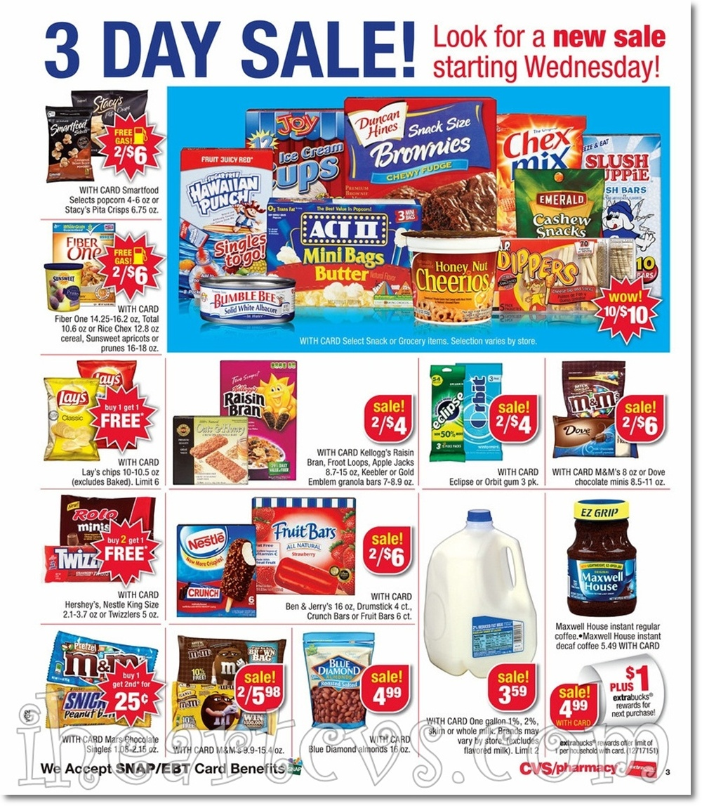 i heart cvs ads  07  01  03 3 day sale