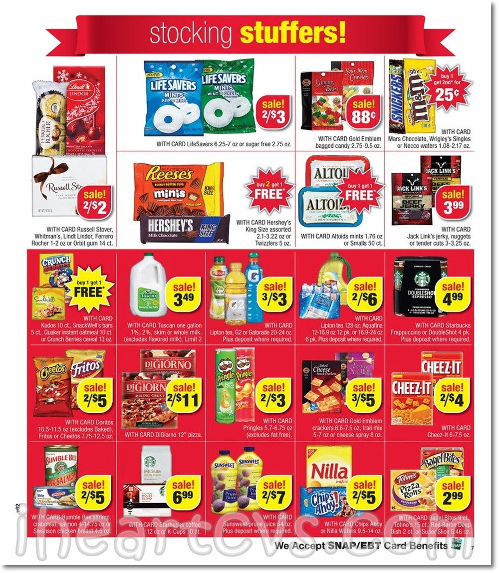 i heart cvs ads  12  23  24 2 day sale