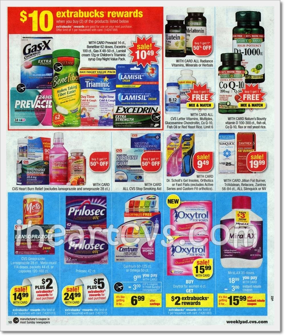 Cvs Pharmacy Coupons >> i heart cvs ads: 10/13 - 10/19