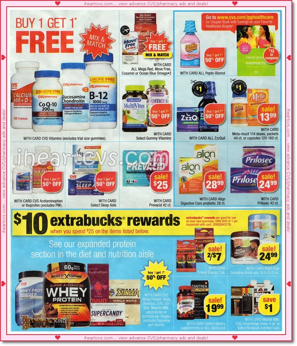 i heart cvs ads  05  11  17