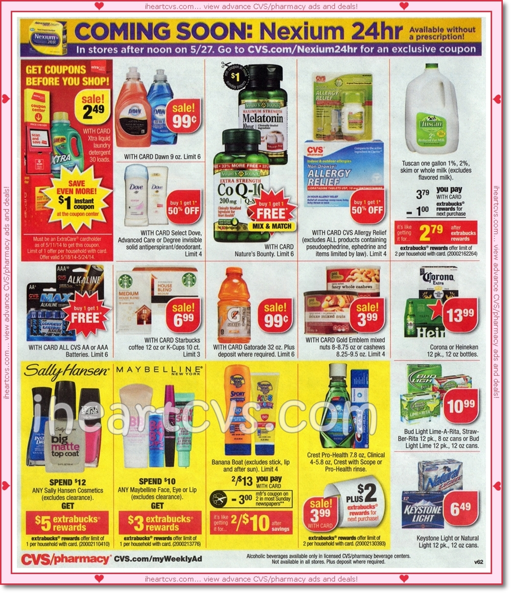i heart cvs ads  05  18  24