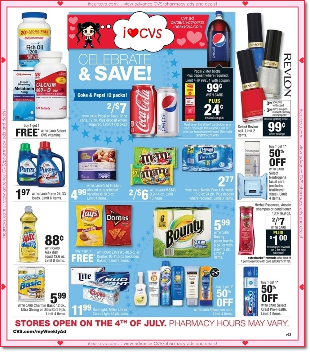 i heart cvs ads  06  28  04