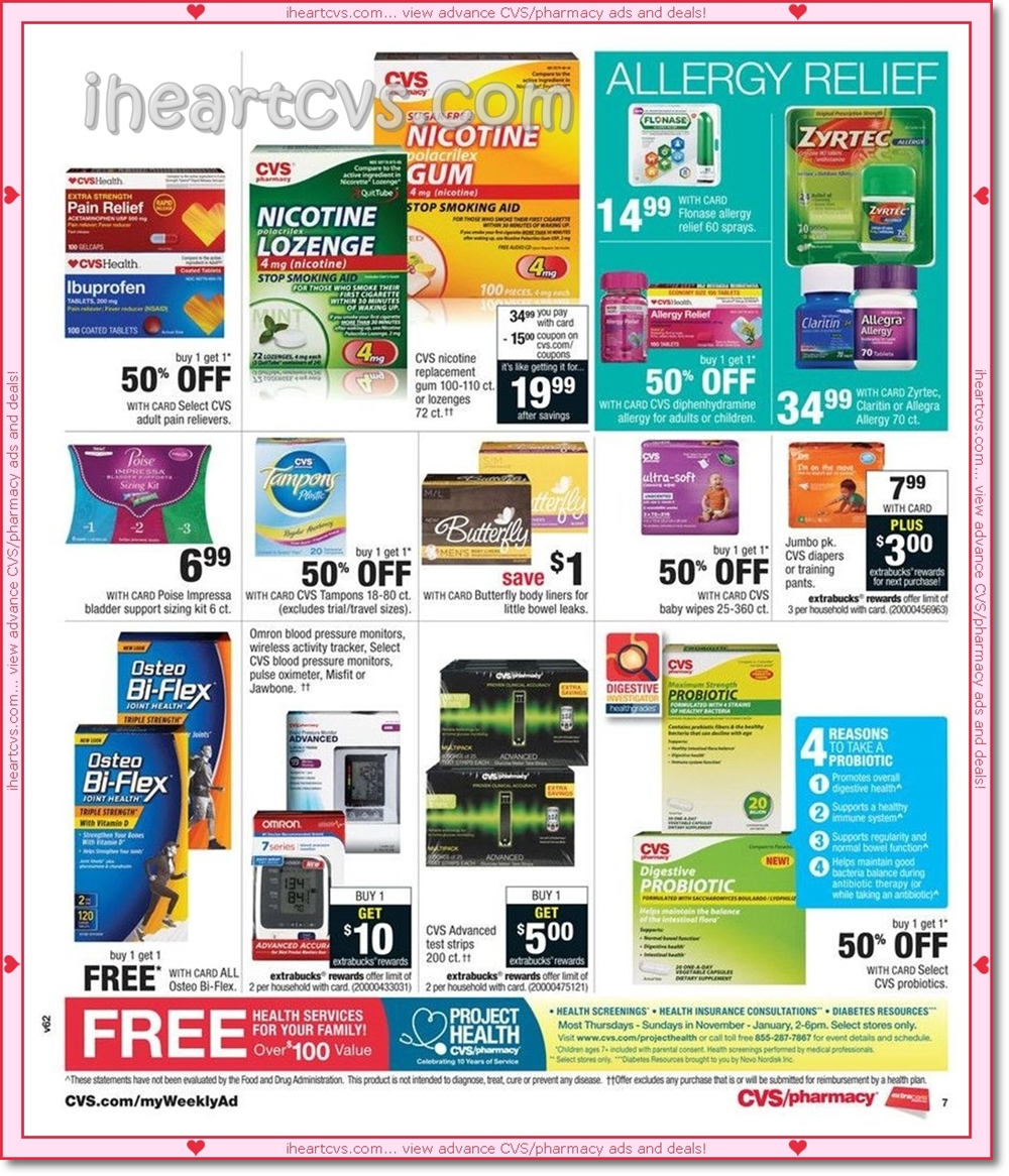 i heart cvs ads  cvs ads are the sole property of cvs iheartcvs com watermarks are not added to convey ownership