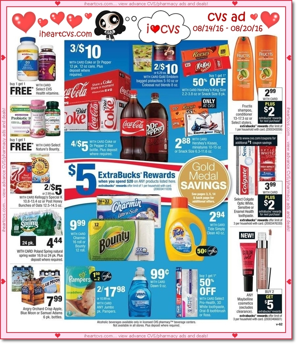 i heart cvs ads  08  14  20
