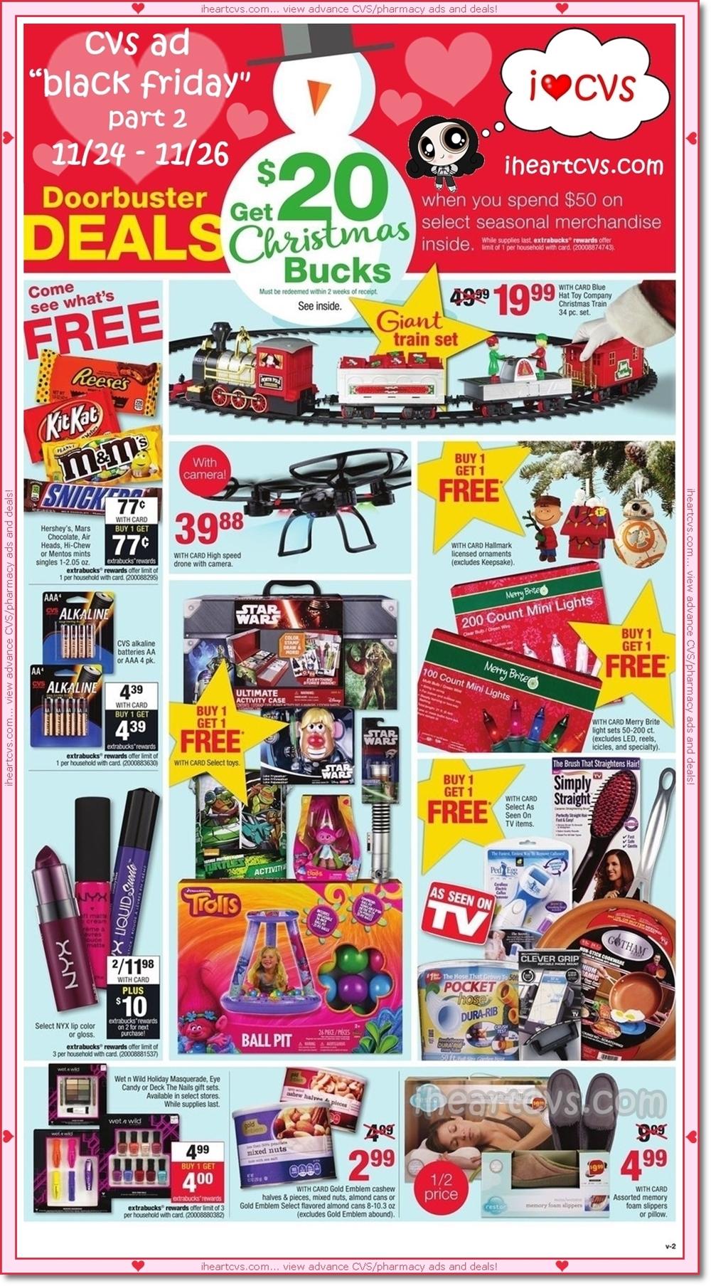 I Heart Cvs Ads 11 24 11 26 Black Friday Part 2 Exp 11/28/20 at 11:59 pm et. i heart cvs ads 11 24 11 26 black friday part 2
