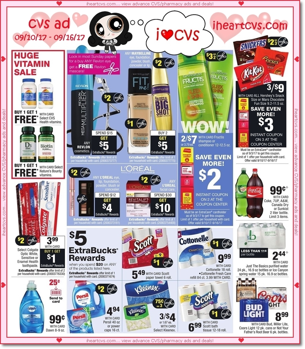 i heart cvs ads  09  10  16