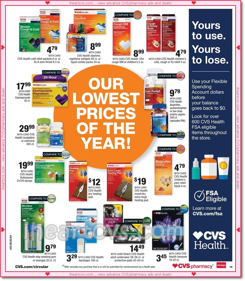 i heart cvs ads  11  26  02