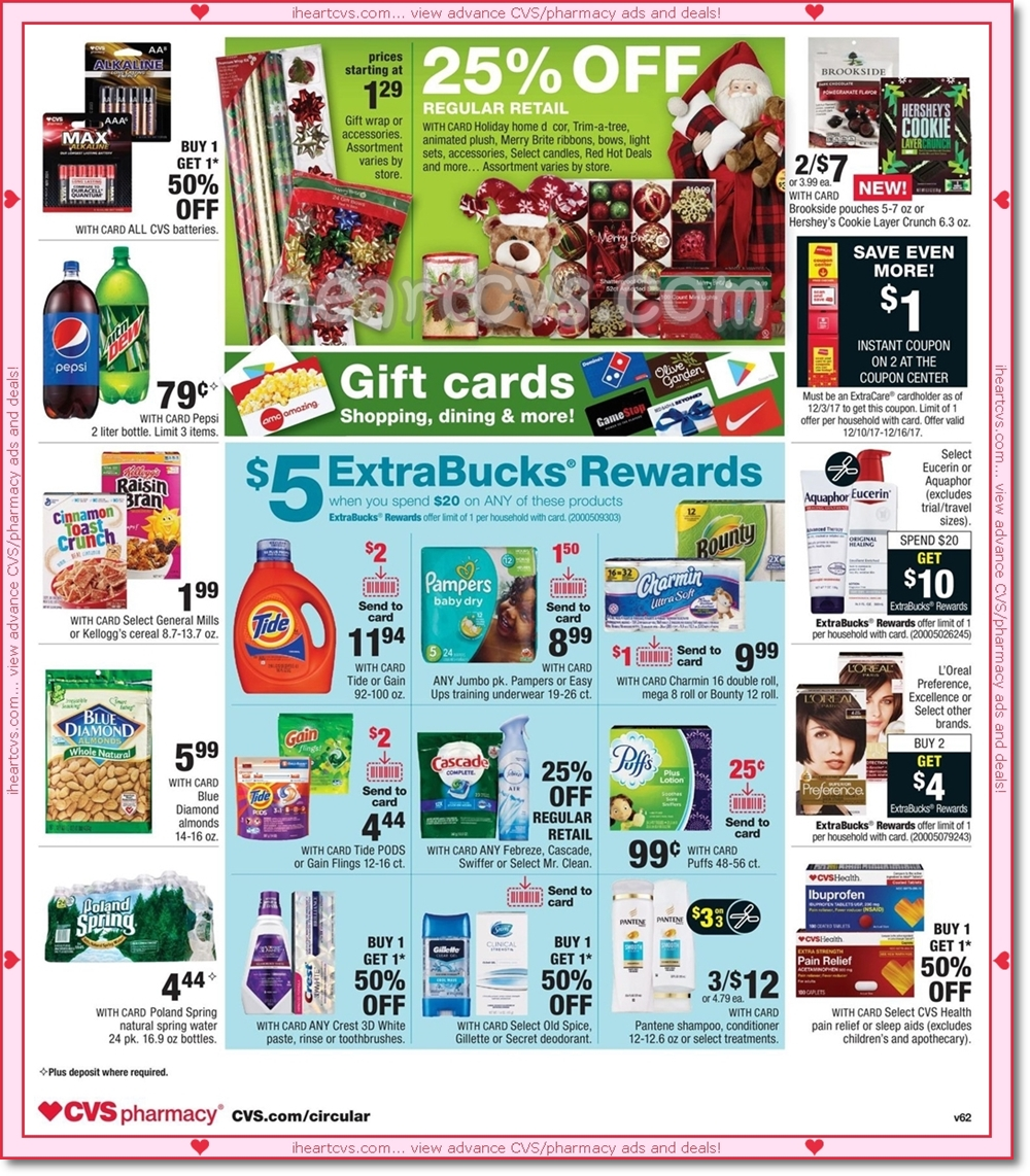 i heart cvs ads  12  10  16
