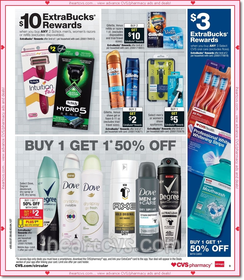 i heart cvs ads  04  22  28