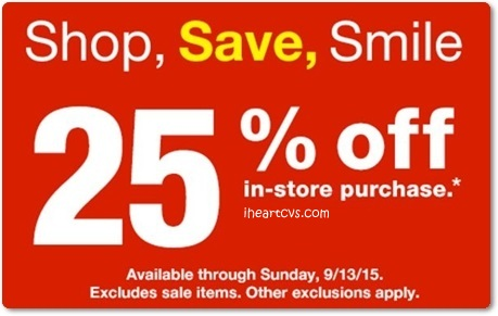 cvs in store photo coupons