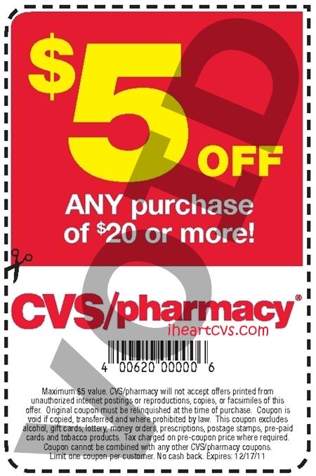Cvs coupons 4 off 20 2018