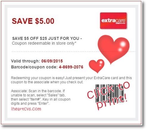 cvs coupons for new prescriptions
