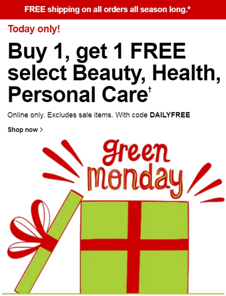 I Heart Cvs Bogo Beauty Health Personal Care On Cvs Com Keep up to date with the latest and hottest deals at cvs! i heart cvs bogo beauty health personal care on cvs com