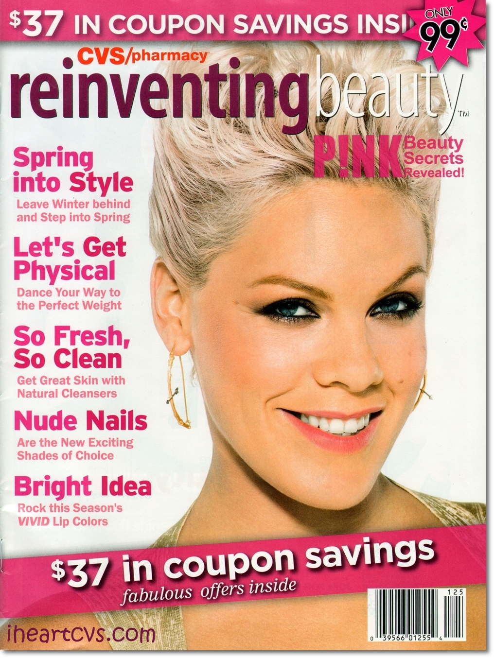 i heart cvs  reinventing beauty magazine 2013