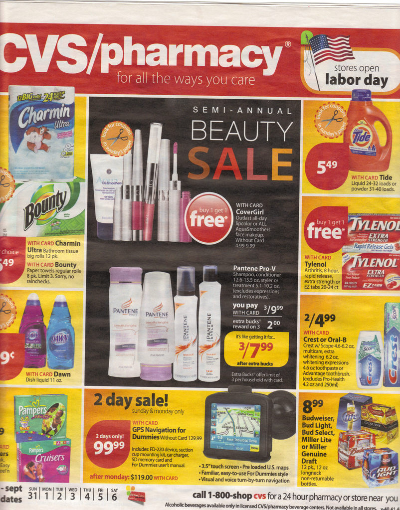Cvs ecb deals